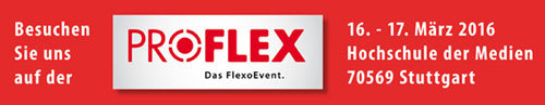 Come and visit us at ProFlex 2016