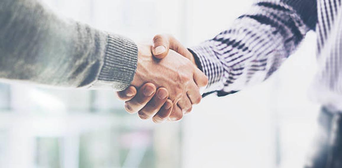 Partnerschaft – das Geheimnis des Erfolgs
